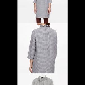 COS Dresses - COS Houndstooth dress - size 8